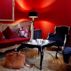 Отель Saint James Paris 5* Полулюкс с различными типами кроватей фото 2