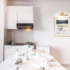 Апартаменты Ammades Epsilon Apartments Студия с различными типами кроватей фото 2