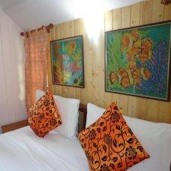 Отель Seashell Resort Koh Tao 3* Бунгало с различными типами кроватей фото 11