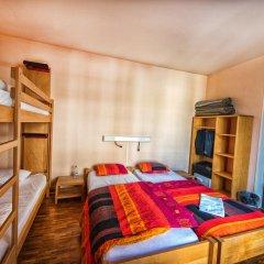 Geneva Hostel комната для гостей фото 4
