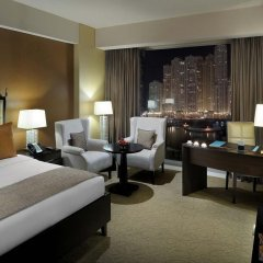 Отель Address Dubai Marina Улучшенный номер с различными типами кроватей фото 4