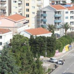 Апартаменты Apartments Bečić парковка