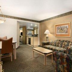 Отель Embassy Suites by Hilton Convention Center Las Vegas 3* Люкс с различными типами кроватей фото 3