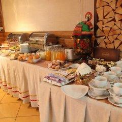 Гостиница Снегурочка питание фото 3