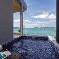 Отель X10 Seaview Suite Panwa Beach Люкс с двуспальной кроватью фото 10