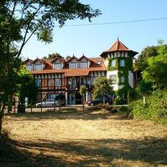 Hotel Torres de Somo спортивное сооружение