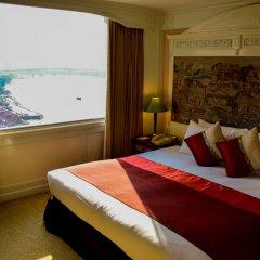 Отель Ramada Plaza by Wyndham Bangkok Menam Riverside 5* Люкс повышенной комфортности с различными типами кроватей фото 3