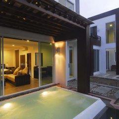 Отель Sairee Hut Resort 3* Вилла с различными типами кроватей фото 3
