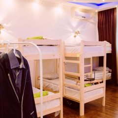 Bm Hostel Arbat комната для гостей