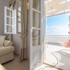 Отель Santorini Secret Suites & Spa 5* Вилла Junior с различными типами кроватей фото 14