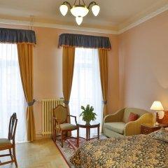 Отель Kolonada 4* Улучшенный номер с различными типами кроватей