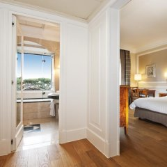 Rome Marriott Grand Hotel Flora 4* Номер Делюкс с различными типами кроватей фото 4