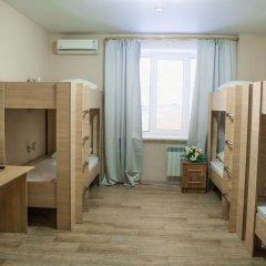 Гостиница ОК Кровать в мужском общем номере с двухъярусными кроватями фото 7