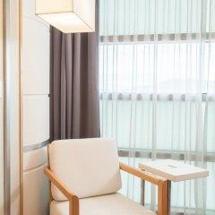 Отель NH Puebla Centro Histórico 3* Улучшенный номер с различными типами кроватей фото 4