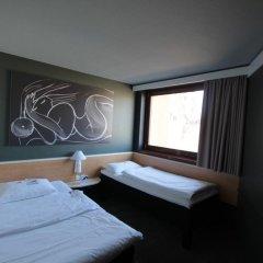 Отель ibis Wien Mariahilf 3* Стандартный номер с различными типами кроватей фото 2