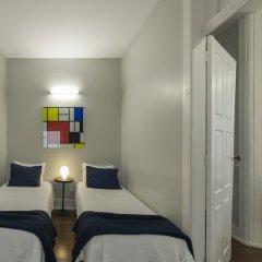 Отель Cosme Guesthouse 4* Апартаменты разные типы кроватей фото 12