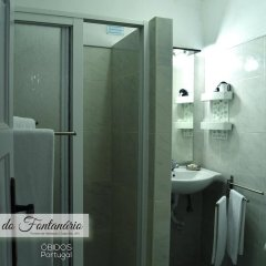 Отель Casa do Fontanário de Óbidos - Turismo de Habitação ванная