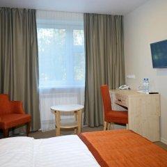 Гостиница ХИТ 3* Люкс с различными типами кроватей фото 7