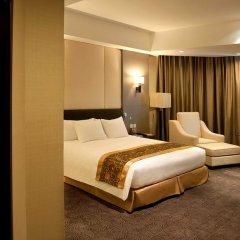 Отель Crowne Plaza West Hanoi 5* Номер Делюкс с различными типами кроватей фото 4