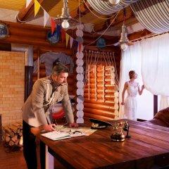 Гостиница Fonda Улучшенная вилла с различными типами кроватей фото 4