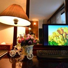 Отель Golden Cyclo 4* Стандартный номер фото 17
