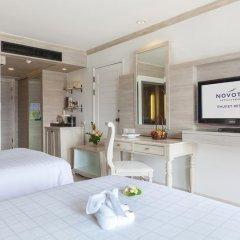 Отель Novotel Phuket Resort 4* Улучшенный номер с 2 отдельными кроватями фото 3