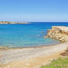 Отель Villa Alina Кипр, Протарас - отзывы, цены и фото номеров - забронировать отель Villa Alina онлайн пляж фото 2