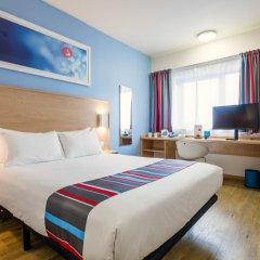 Hotel Travelodge Barcelona Fira комната для гостей фото 4