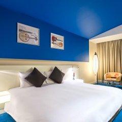 Hotel Soul 4* Номер Делюкс с различными типами кроватей фото 3