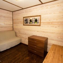 Гостиница Country Club Edem Коттедж с разными типами кроватей фото 6