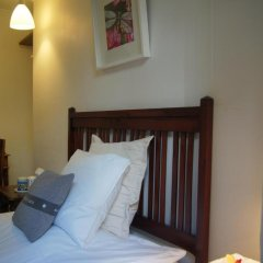 Hotel Guldsmeden Aarhus 3* Стандартный номер с двуспальной кроватью (общая ванная комната) фото 4