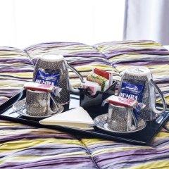 Отель Vaticano Julia Luxury Rooms 3* Номер Делюкс с различными типами кроватей фото 3