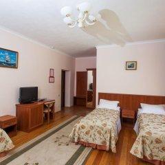 Гостиница Каприз Стандартный номер с разными типами кроватей