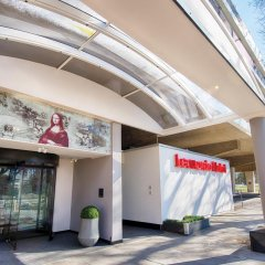 Leonardo Hotel Hannover парковка