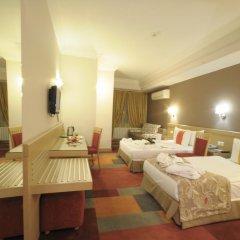 SV Business Hotel Diyarbakir 4* Стандартный номер фото 4