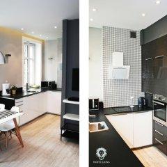White Lions - Apartment Hotel 3* Улучшенные апартаменты с различными типами кроватей фото 8