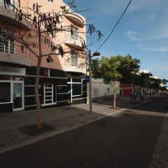 Отель Viviendas Vacacionales Marcial парковка