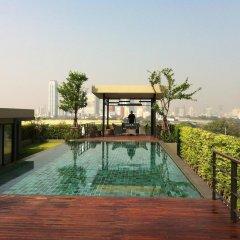 Отель My Home In Bangkok Бангкок бассейн фото 2