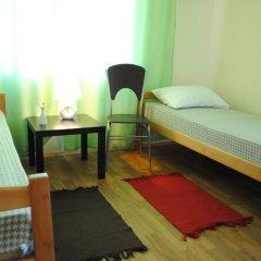 Домино Хостел Стандартный номер с различными типами кроватей фото 5