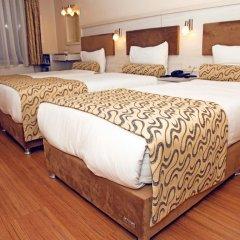 Grand Zeybek Hotel 3* Стандартный номер с различными типами кроватей фото 7
