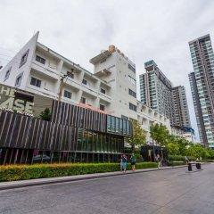 Отель The Cozy@The Base Pattaya 3* Стандартный номер с разными типами кроватей фото 12