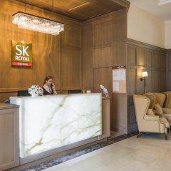 Гостиница SK Royal Kaluga в Калуге 9 отзывов об отеле, цены и фото номеров - забронировать гостиницу SK Royal Kaluga онлайн Калуга интерьер отеля фото 2