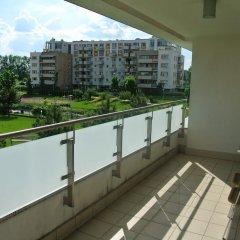 Отель Marina Residence балкон