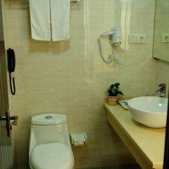 Joyfulstar Hotel Pudong Airport Chenyang 2* Номер Делюкс с различными типами кроватей фото 7
