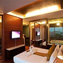 Отель Suvarnabhumi Suite 4* Люкс