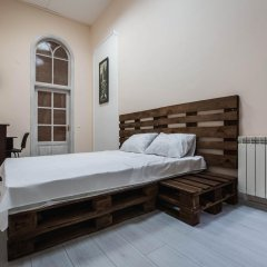 Хостел Dja комната для гостей фото 3
