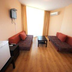 Апартаменты Menada Luxor Apartments Студия с различными типами кроватей фото 2
