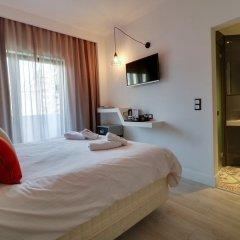 Blue Bottle Boutique Hotel 3* Номер Делюкс с двуспальной кроватью фото 13