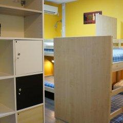 Хостел Сан Кровати в общем номере с двухъярусными кроватями фото 12