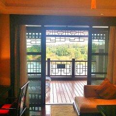 Отель Xiamen Aqua Resort 5* Номер Делюкс фото 9